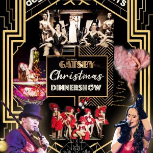 The Great Gatsby Christmas Dinnershow
