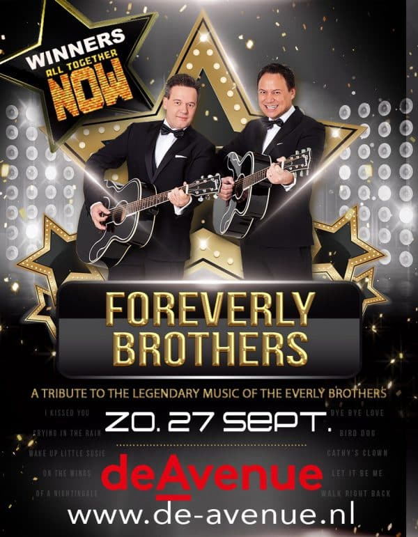 For Everly Brothers in Breda