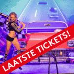 Laatste Tickets Burlesque